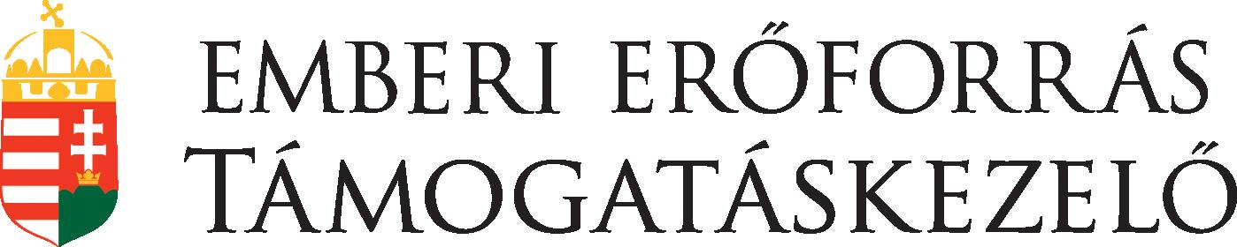 Emberi Erőforrások Támogatáskezelő logo
